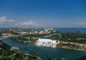 View of niagara falls — Fotografia Stock