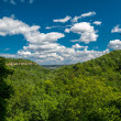 Gorgeous nature of niagara escarpment landscape view — Stock Photo
