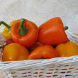 Bulgarian sweet peppers — Stock Photo #40156139