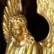 Stock Photo: Golden angel
