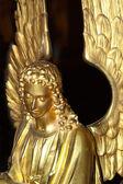 Anjo dourado — Fotografia Stock