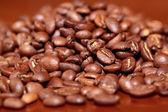 Grãos de café — Fotografia Stock