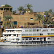 Nile cruise — Stock Photo