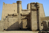 Edfu Temple — Stockfoto