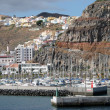 Port of La Gomera — Stock Photo