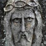 The face of Jesus-Christus — Stock Photo