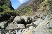 Volcano area — Stock Photo