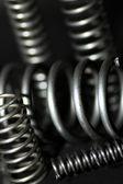 Muelle en espiral — Foto de Stock