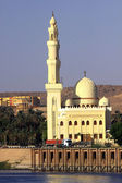 Beautiful Mosque in African country Egypt — Stock Photo