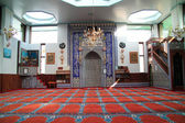 Turkish mosque — Stock Photo
