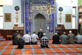 Praying Muslims — Stock Photo