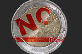 Euro coin 009 — Stock Photo