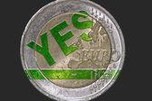 Euro coin 029 — Stock Photo