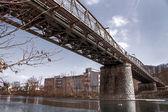 Bridge to Wels 004 — Stock Photo