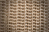 Rattan wicker texture or pattern (brown) — Stock Photo