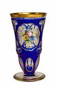 Old glass vase — Stock Photo