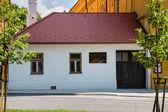 Ciudad modra, Eslovaquia — Foto de Stock