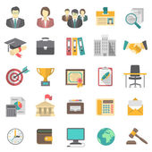 Resume Icons — Stock Vector