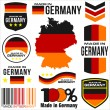 Made in Germany — Stock Vector #27903519