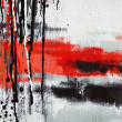Abstract art painting dripping — Stock Photo #38489435