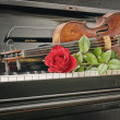 Music instrument composition — Stock Photo #47619813