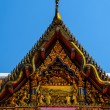View of Thai Temple style — Stock Photo