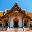 Stock Photo: Traditional Thai Temple style painting Art