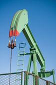 Oljerigg — Stockfoto
