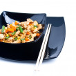 Chinese chicken — Stock Photo