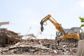 Demolition — Stock Photo