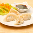 Dumplings — Stock Photo
