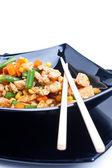 Chinese chicken — Stock Photo