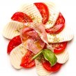 Caprese salad — Stock Photo #25714385