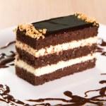 Chocolate cake — Stock Photo #25715159