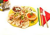 Mexican food — Foto de Stock