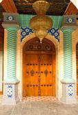 Ingresso arabo — Foto Stock