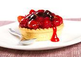 Berries tart — Stock Photo