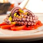 Octopus salad — Stock Photo #31788593