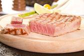 Steak de thon — Photo