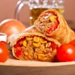 Stock Photo: Burrito