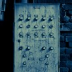 Old control panel — Stock Photo #34902791