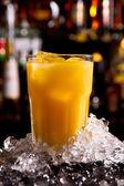 Orage juice — Stock Photo