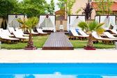 Private pool — Stock Photo