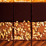Chocolate cakes — Stock Photo #39007163
