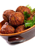 Meatballs — Stock Photo