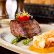 Surf and turf — Stock Photo