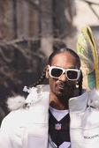 Snoopy Lion (Snoop Dog) — Stock Photo