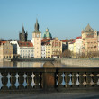 Stock Photo: City of Prague