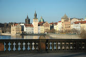 The city of Prague — Stock Photo