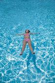 Young Woman In Bikini — Stock Photo
